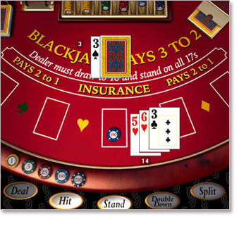 play online blackjack 21 for money