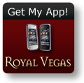 Play blackjack through Royal Vegas Casino's official app