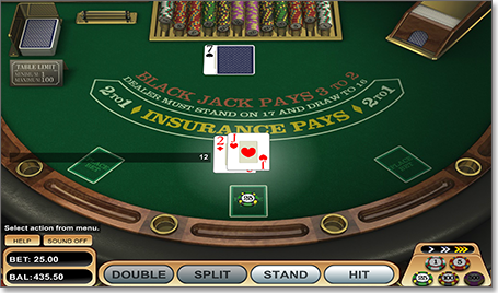 Blackjack royal match strategy