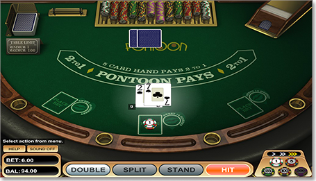 Play Pontoon | Up to $/£/€400 Bonus | Casino.com