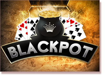 Blackpot side bets in blackjack at Crown Casino