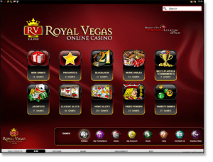 Royal Vegas Instant Play
