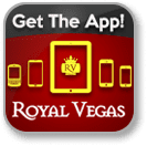 Install official Royal Vegas Casino mobile blackjack app